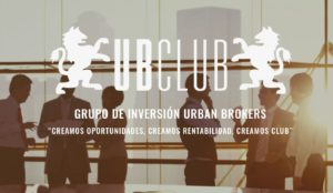 Lee más sobre el artículo UB CLUB  Grupo de  Inversión Urban Brokers